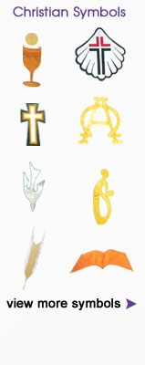Inspired Liturgical Stoles Symbols